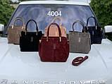 Женская сумочка из натуральной замши В наличии 6 цветов, фото 8