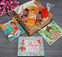 Подарочный набор с шоколадом на выбор: Маме. куме, подруге