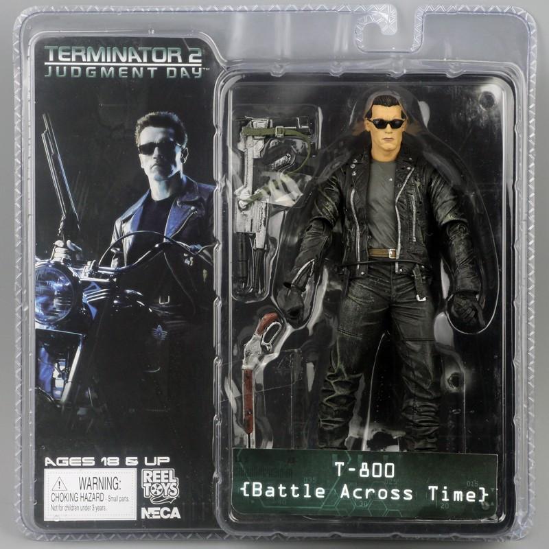 Фигурка NECA Терминатор T-800 Terminator 2 Judgment Day Battle Across Time