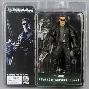 Фігурка NECA Термінатор T-800 Terminator 2 Judgment Day Battle Across Time