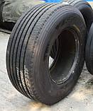 Грузовая шина б/у 385/65 R22.5 Yokohama 106ZS, 14.2 мм, одна, фото 2