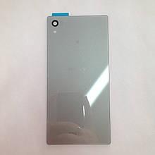 Задняя крышка Sony Xperia Z5 / E6603 / E6653 / E6683 Silver