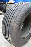 Грузовая шина б/у 385/65 R22.5 Yokohama 106ZS, 14.2 мм, одна, фото 3
