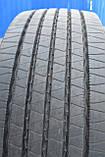 Грузовая шина б/у 385/65 R22.5 Yokohama 106ZS, 14.2 мм, одна, фото 6