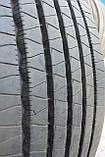 Грузовая шина б/у 385/65 R22.5 Yokohama 106ZS, 14.2 мм, одна, фото 5