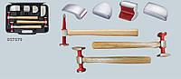 Набір бляхаря для рихтування в кейсі GYS 057579