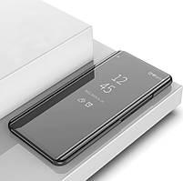 Чехол Книжка для Huawei Y5 2019 с зеркальной поверхностью (Разные цвета)
