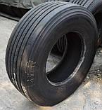Грузовая шина б/у 385/65 R22.5 Bridgestone R-Steer 001, 8 мм, 2017 г., одна, фото 4