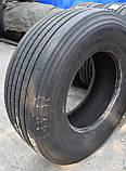 Грузовая шина б/у 385/65 R22.5 Bridgestone R-Steer 001, 8 мм, 2017 г., одна, фото 5