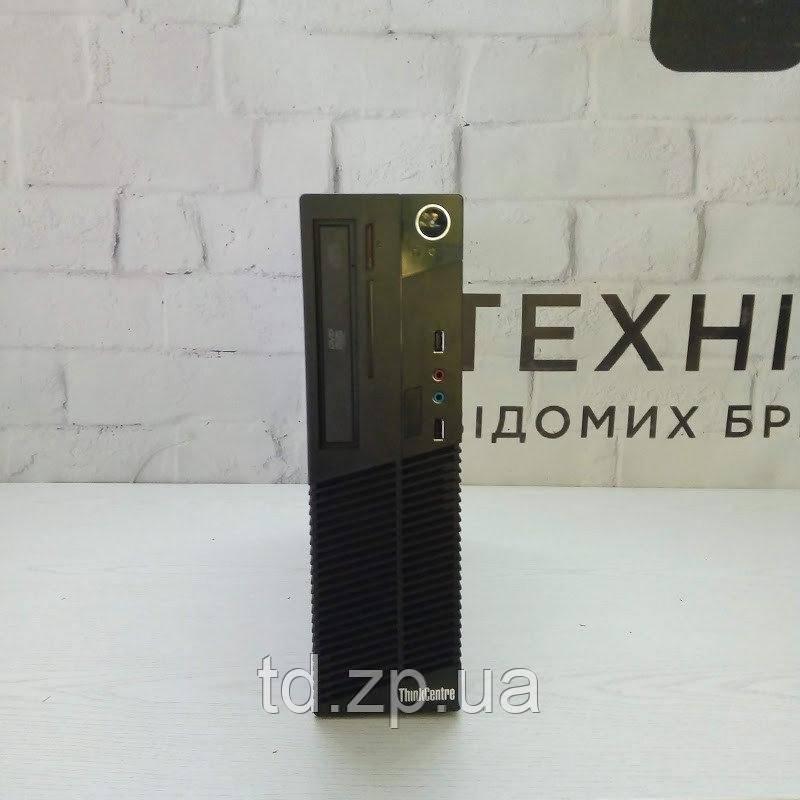 Системный блок Lenovo sff M72e Intel Core i5-2400/4Gb DDR3/250Gb HDD/DVD
