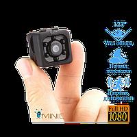 Мини камера Jakcom CC2 с ночной подсветкой, датчиком движения и углом обзора 123°