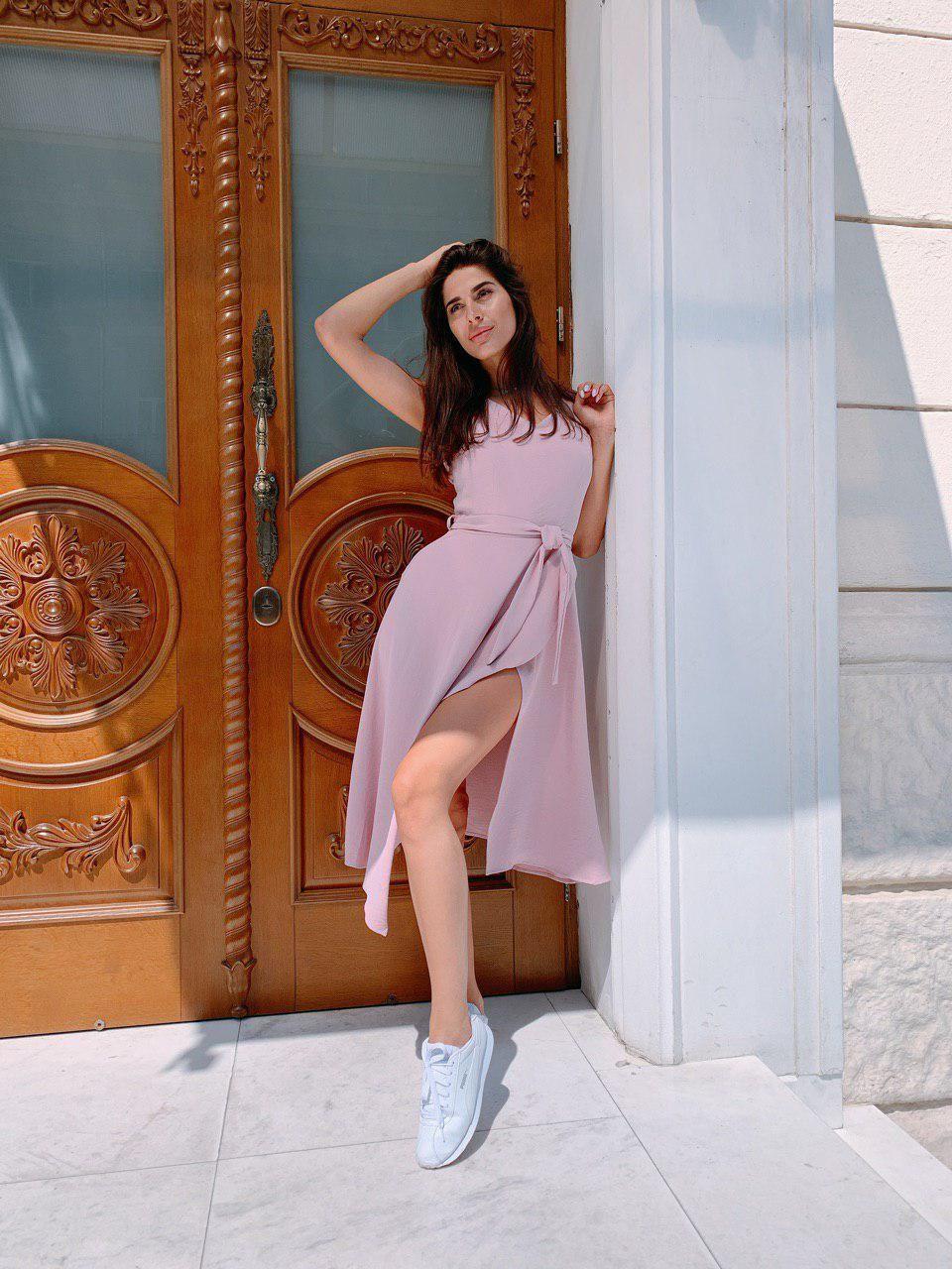 """Коктейльное платье """"Лара"""" - два цвета"""