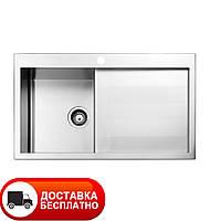 Кухонная мойка Apell Amalthea SQ861IRSC RIGHT 86*50