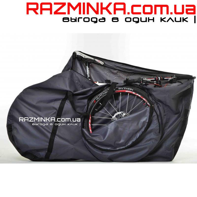 Чехол для велосипеда 170х90см (с внутренним карманом)