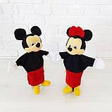 Игрушка рукавичка (кукольный театр) Микки Маус, фото 3