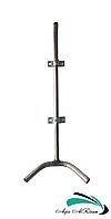 Регулятор высоты на 2 ниппельные поилки, нержавейка