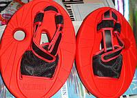 Сандали для аквафитнеса Beco Германия красные