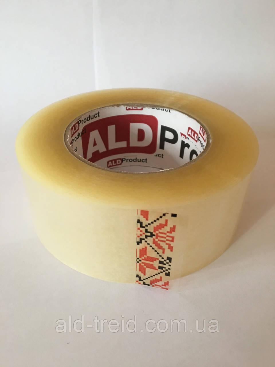 Стрічка пакувальна (скотч) 48*200 (40 мкм) ALD Product