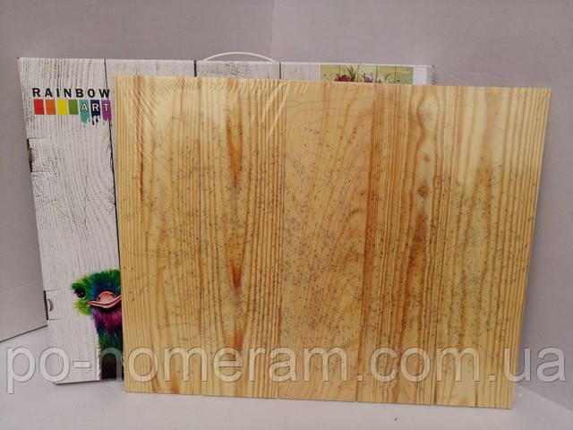 Rainbow Art картины по номерам на дереве - фото набора