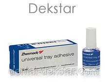 Universal Tray Adhesive 10 мл, Zhermack. Адгезив для відбиткових ложок