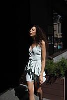 Яркое платье мини на лето - в расцветки, фото 4