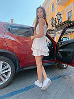 Яркое платье мини на лето - в расцветки, фото 5