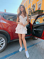 Яркое платье мини на лето - в расцветки, фото 6