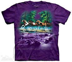 Детская футболка THE MOUNTAIN - Spring Creek Run