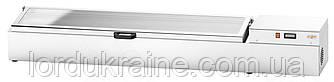 Настольная холодильная витрина для пиццы Orest DSC-2000(9x1/4)