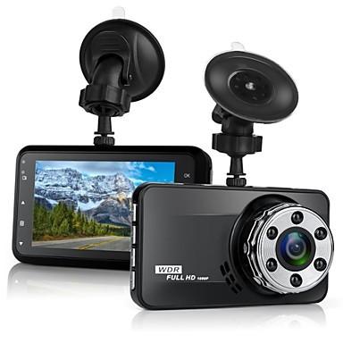 """Видеорегистратор T638 Car Recorder 1 камера 3"""" экран"""