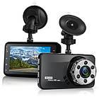"""Видеорегистратор T638 Car Recorder 1 камера 3"""" экран, фото 2"""