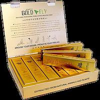 """Возбуждающие капли для женщин  """"Spanish Gold Fly"""" Шпанская мушка (капли, 12 пакетиков в упаковке)"""