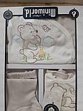 Подарочный набор на выписку для новорожденного  мальчика  Винни- Пух, фото 3