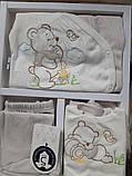 Подарочный набор на выписку для новорожденного  мальчика  Винни- Пух, фото 2