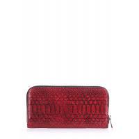 Кошелек crocodile-wallet POOLPARTY Красный