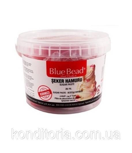 Мастика Blue Bead (красная) Турция 1кг.
