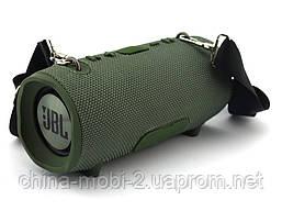 JBL XTREME 2 mini 16W копия, Bluetooth колонка с FM MP3, зеленая, фото 3