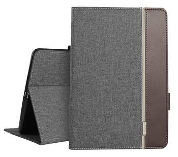 Чехол Primo Kakusiga Flip для планшета Apple iPad Air / Air 2 (A1474, A1475, A1476, A1566, A1567) - Grey