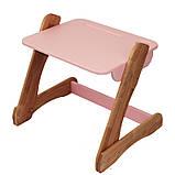 Детский столик и стульчик розовый от производителя! (с регулировкой), фото 5