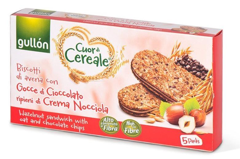 Печеньe Gulon Лесной орех 220 g