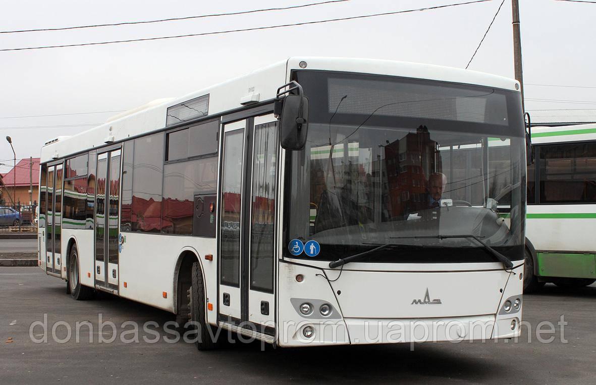 Новый городской автобус МАЗ 203 085