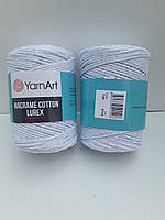 Macrame Cotton Lurex - 720