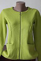 Женская кофта плотная с карманами, фото 1
