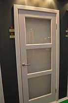 Двери Белоруссии Лестница ПО белый ясень, фото 3
