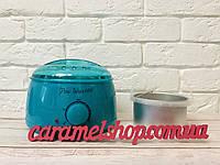 Воскоплав баночный Pro-wax 100 для воска в банке, в таблетках, в гранулах с чашей 400 мл БИРЮЗА, фото 1