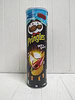 Чипсы Pringles Hot & Spicy, 200гр (Великобритания)
