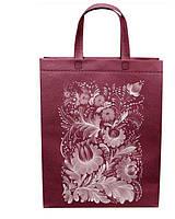Эко сумка Tashima  с молнией размер 320*400*100 (04-55014)