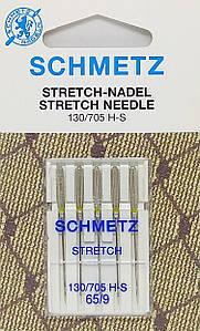 Иглы для стрейча Schmetz №65