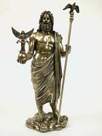 """Настольная статуэтка """"Зевс с Никой"""" Veronese"""