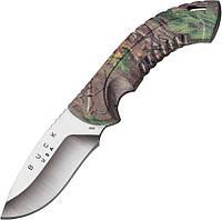 Нож Buck Omni Hunter®, 12Pt, камуфляж Realtree, нейлоновый чехол # (392CMS20B)